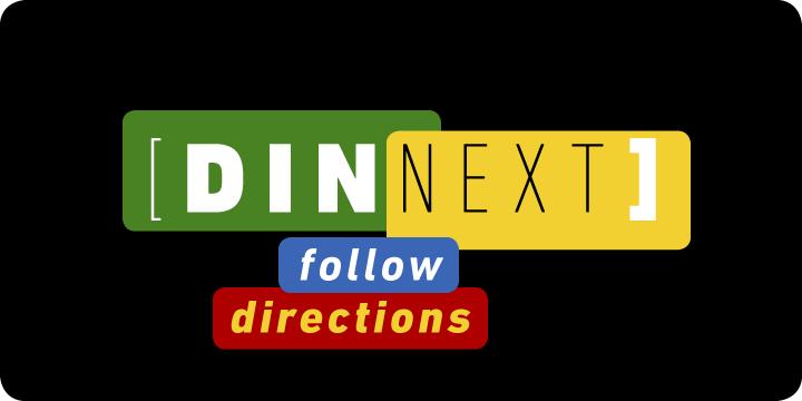 DIN Next