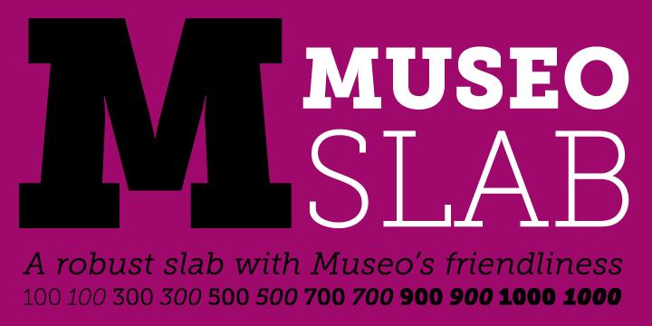 Museo Slab™