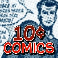 10 cent comics font