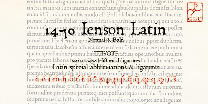 Jenson Latin