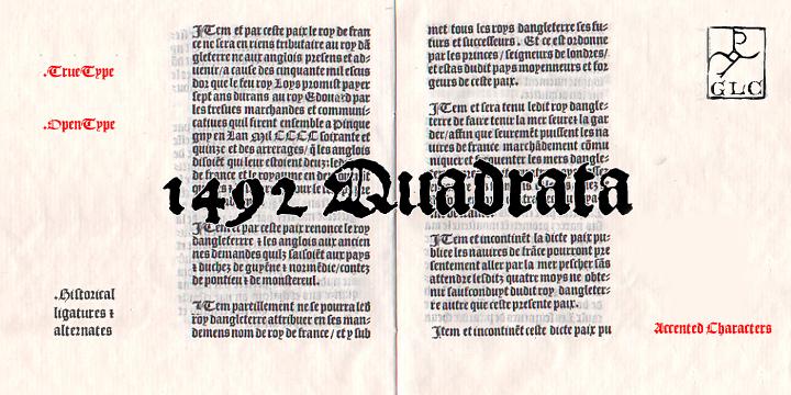 1492 Quadrata
