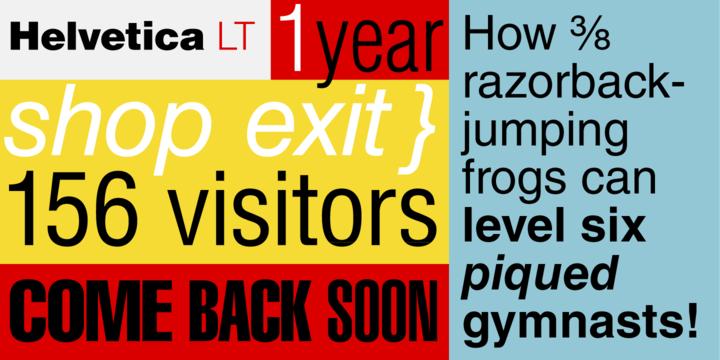 Helvetica®