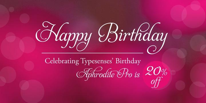Aphrodite Pro font