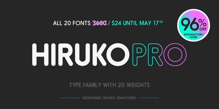 Hiruko Pro
