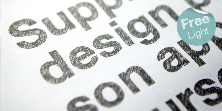 Sketchetik font