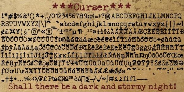 Curser
