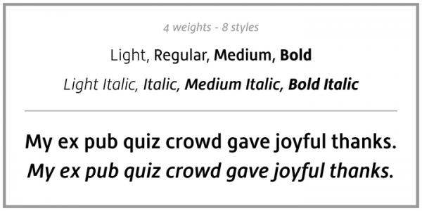 hedley new font