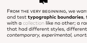 FF Mark font
